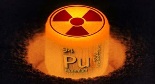 Reservas de plutonio en riesgo