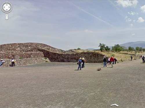 Cómo recorrer las ruinas de México online