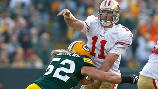 49ers vence a Packers