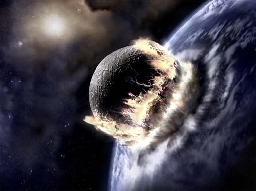 Presentamos posibles escenarios del fin de la humanidad