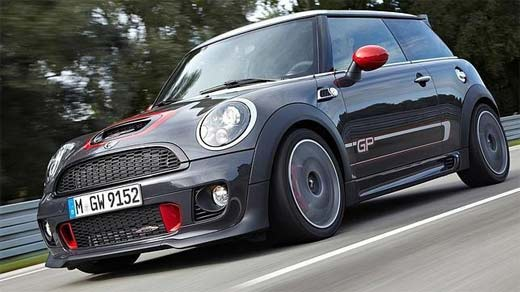 Exclusivo MINI John Cooper Works GP