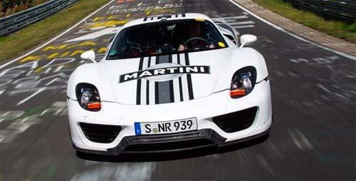 Porsche presenta nuevo modelo