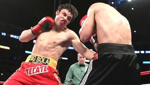 Julio Cesar Chavez Jr pierde ante Sergio Maravilla Martinez que lo golpeó durante 11 rounds
