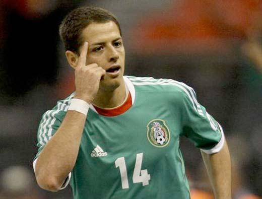 Javier Chicharito Hernández metió el gol del triunfo contra Costa Rica y así México clasifica como líder
