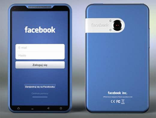 Zuckerberg desmiente desarrollo de smartphone