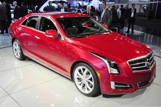 Cadillac presenta sistema de frenado automático
