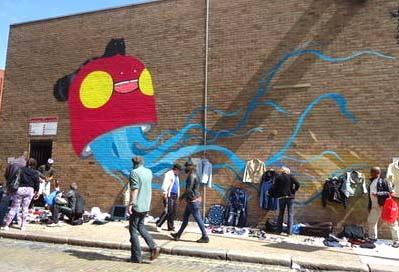 Web pretender hacer catalogo de graffitis del planeta