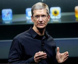 Tim Cook se disculpa en nombre de Apple