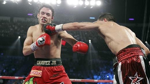 Sanciona CMB a Chavez Jr.