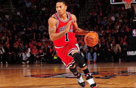 El Base de los Chicago Bull fue MVP la campaña 2011-2012 en la NBA
