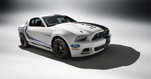 Ford presume Ford Mustang Cobra Jet Twin-Turbo Concept
