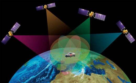 Mandan satélites Galileo para formar GPS en Europa
