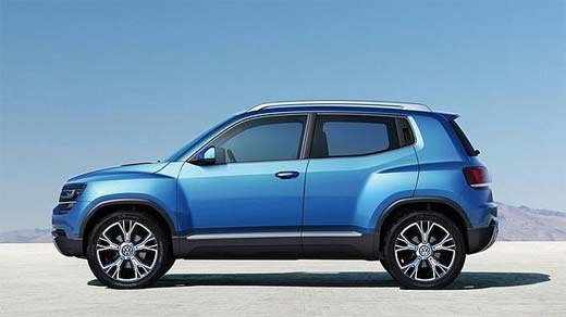 VW lanza modelo Taigun