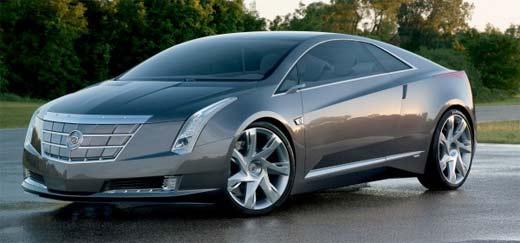 GM producirá Cadillac ELR en 2013