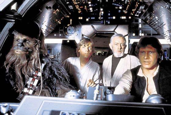 Disney paga cifra millonaria por Lucasfilms