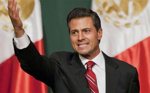 Peña Nieto ofrece apoyo a victimas del huracan