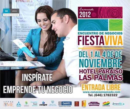 Fiesta Viva 2012 en Ensenada