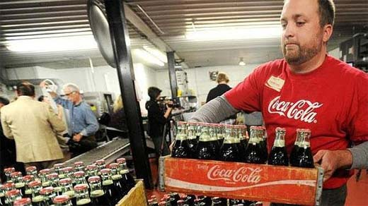 Coca Cola por fin a botellas retornables de 215 mL