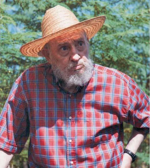 Imágenes de Fidel Castro niegan su muerte