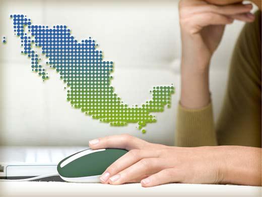 Velocidad de Internet en México