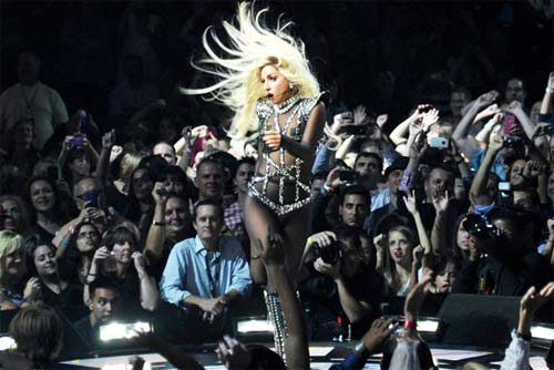 Born This Way Ball 2012 de Lady Gaga