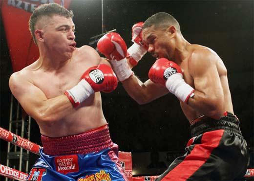 Maromerito Páez Jr vs Charlie Navarro, en donde gana Jorge el Maromerito