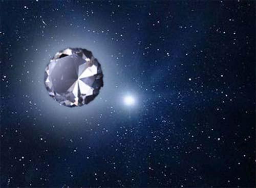 Nuevo planeta está hecho de diamantes