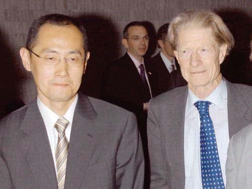 Shinya Yamanaka y John Gurdon premio nobel