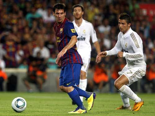 Real Madrid contra Barcelona octubre 7 2012