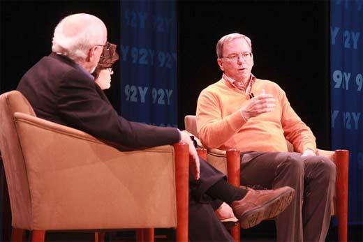 Eric Schmidt critica Apple Maps