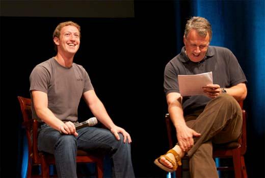 Mark Zuckerberg pudo trabajar para Microsof
