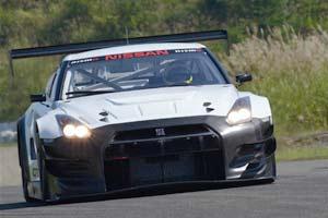 Automóvil Nissan GT-R Nismo GT3 2013