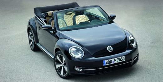 Línea Volkswagen Beetle Exclusive