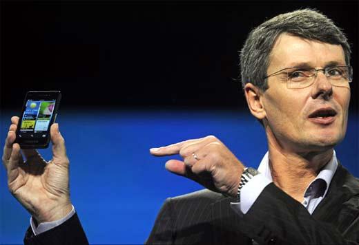 Anuncian lanzamiento del Blackberry 10 a finales de enero