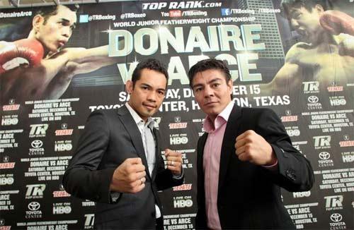 Donaire vs Arce 2012