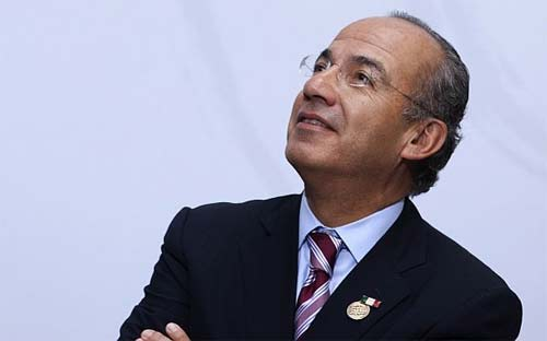 Calderon propone nueva reforma