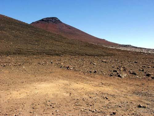Suelo de Hawaii igual al de Marte