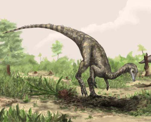 Dinosaurio mas antiguo del mundo