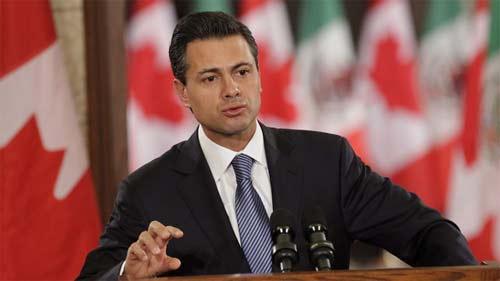 Peña Nieto habla de sus propuestas