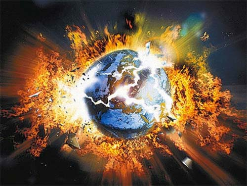 Foto del fin del mundo