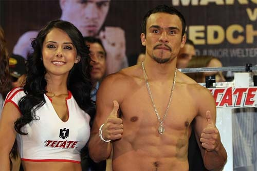 Marquez quiere ganar a Pacquiao