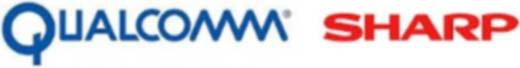 Sharp y Qualcomm asociadas para desarrollar tecnología