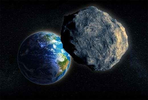 Asteroide apophis no impactará a la tierra en el 2039