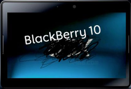 Tablet BB10 en el Super Bowl
