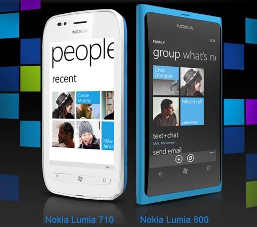 Nokia Lumia mejora sus ventas