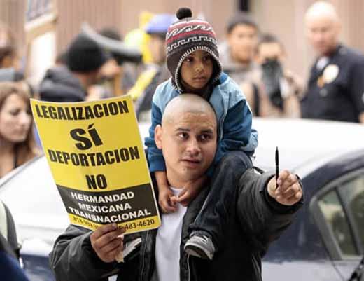 Obama migracion, Stop deportation