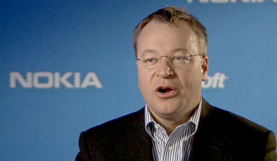 Stephen Elop CEO Nokia desarrollan nuevos Sistemas Operativos