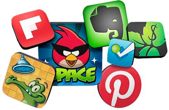 aplicaciones apple las más descargadas