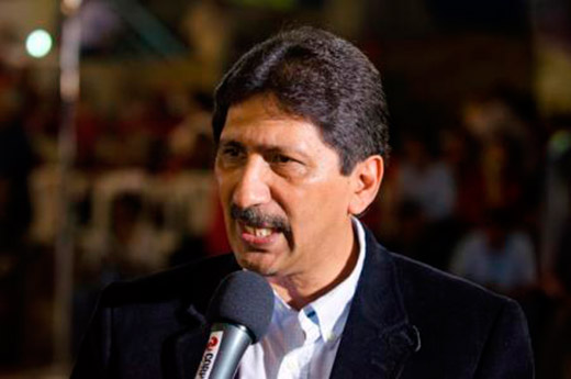 Argenis Chavez hermano de Hugo Chávez