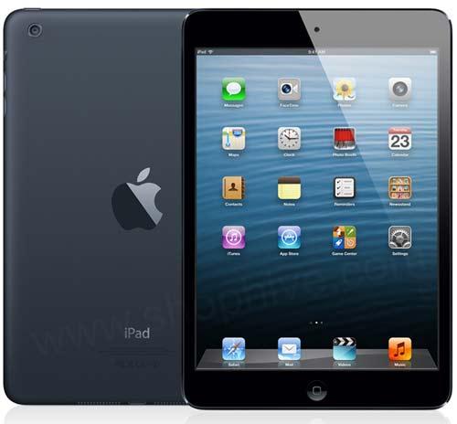 iPad negro fotos